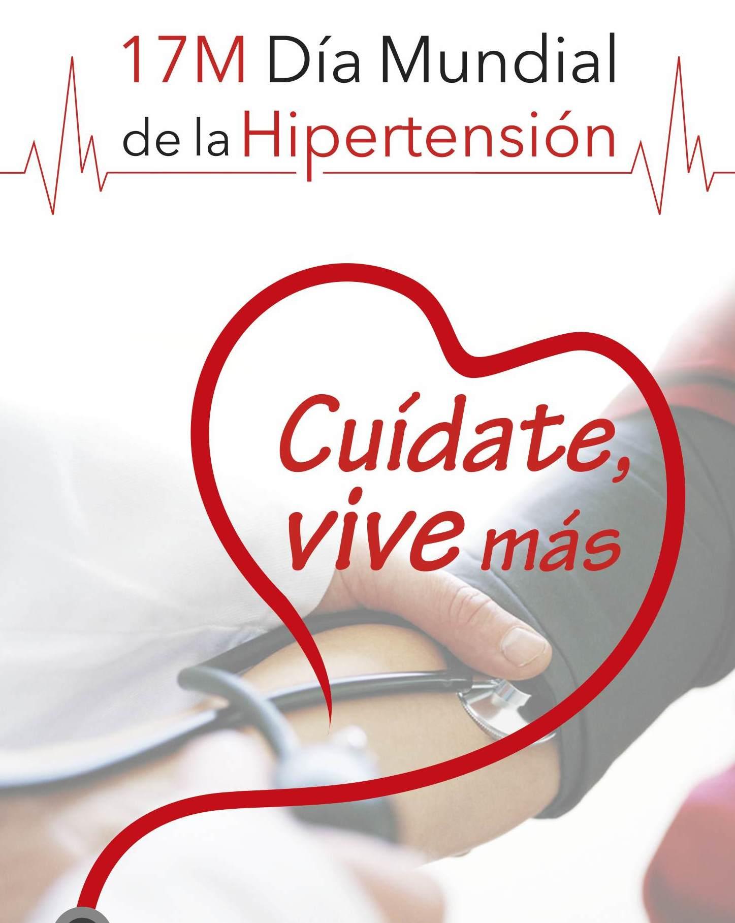 17 de Mayo de 2014: Día Mundial de la Hipertensión Arterial
