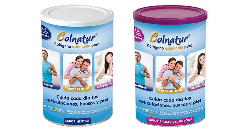 Colnatur repone de forma natural y efectiva nuestro colágeno