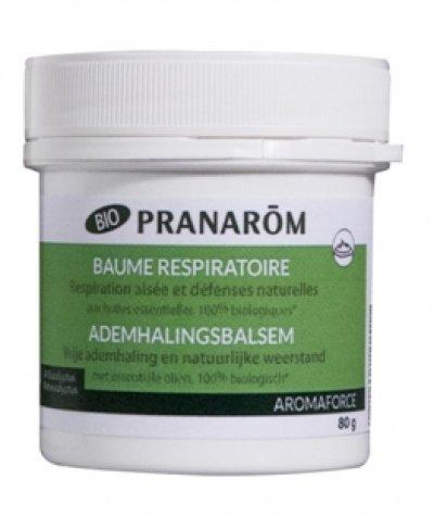 Bálsamo respiratorio Aromaforce de Pranarôm