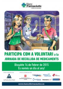 Banco Farmaceutico Voluntarios