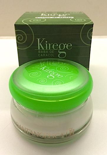 Kirege crema con baba de caracol