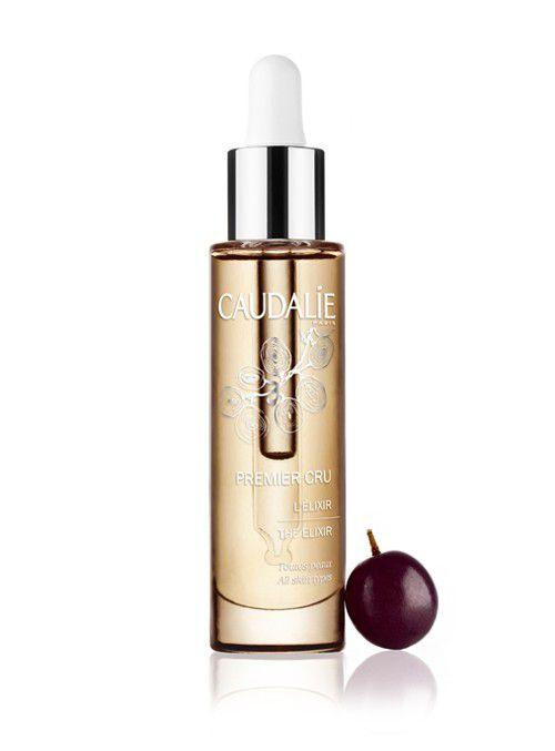 El Elixir Premier Cru Caudalie cubre las necesidades globales de la piel