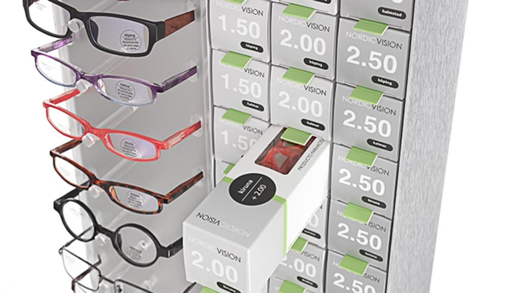 En nuestra farmacia cuidamos la salud visual gracias a las gafas Nordic Vision